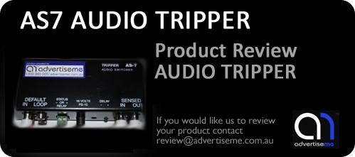 audio tripper