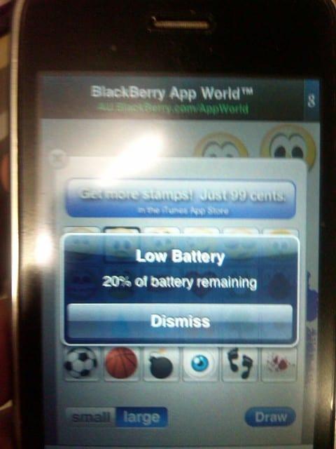 blackberry advertisement