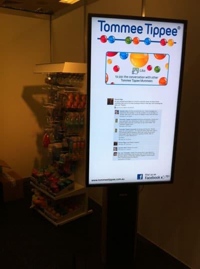 digital signage exhibitions